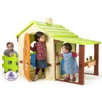 Игровой домик Injusa 2033 Загородный домик с пристройками