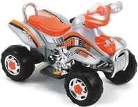 Детский электроквадроцикл Geoby W422A с электрическим мотором 6V