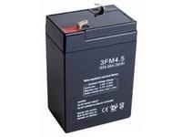 Аккумулятор для детских мотоциклов электромобилей 6V - 4,5Ah