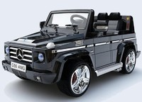 Детский электромобиль Мерседес-Бенц G55 AMG