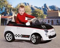 Детский электромобиль FIAT 500 12V