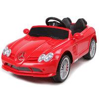Детский электромобиль Mercedes SLR 722S красный