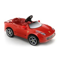 Детский электромобиль Ferrari 458 Challenge 656464