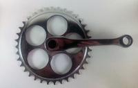 Шатун велосипедный 36 зубов