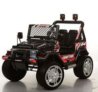 Детский электромобиль S-618 EBRS-2 Черный карбон