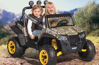 Детский электромобиль Polaris Ranger RZR 900 CAMOUFLAGE