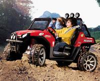 Детский электромобиль Polaris Ranger RZR