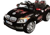 Детский электромобиль BMW Z8 X-Rider (чёрный)