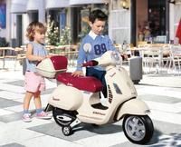 Электромотоцикл Vespa Winx