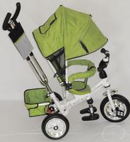 Велосипед трехколесный Profi Trike M 0448-2 (NEW) колясочного типа