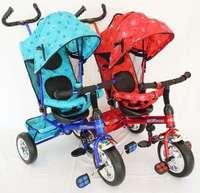 Велосипед трёхколёсный Profi Trike КТ 094-02