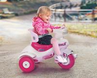 Велосипед трехколесный Peg-Perego Cucciolo Girl