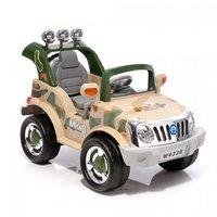 Детский электромобиль Geoby W433H с электрическим мотором 12V