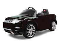 Детский электромобиль Range Rover Evoque (черный)