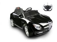 Детский электромобиль Mercedes-Benz SLK (черный)