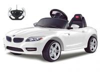 Детский электромобиль BMW Z4 (белый)