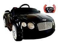 Детский электромобиль Bentley GTC (черный)