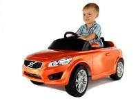 Детский электромобиль VolvoC30 (оранжевый)