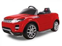 Детский электромобиль Range Rover Evoque (красный)