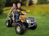 Детский Квадроцикл Polaris 850 XP