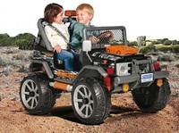 Детский электромобиль GAUCHO ROCKIN