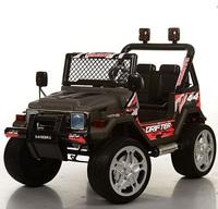 Детский электромобиль S-618EBR-2 Черный