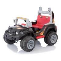 Детский электромобиль-джип X-Rider KL-02 (черный)
