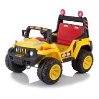 Детский электромобиль-джип X-Rider KL-02 (желтый)