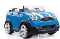 Детский Электромобиль двухместный Миникупер Geoby KT1052R